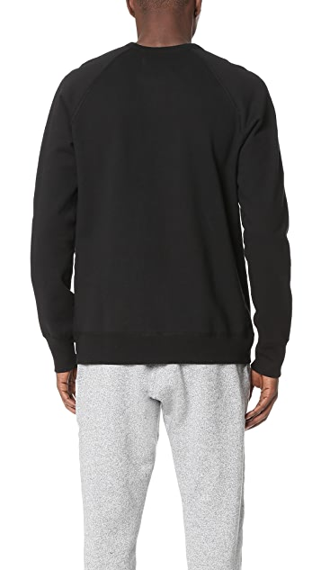 Reigning Champ Heavyweight Terry Crew Sweatshirt