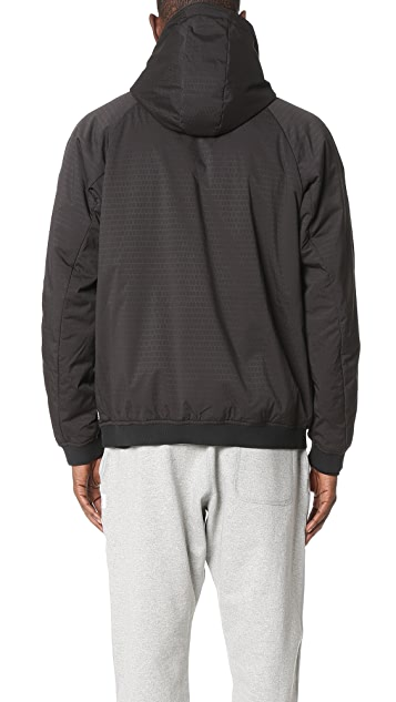 Reigning Champ Insulation Full Zip Hoodie