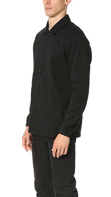 Reigning Champ Mid Weight Terry Coach Jacket