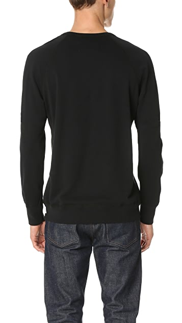 Reigning Champ Lightweight Terry Crew Sweatshirt