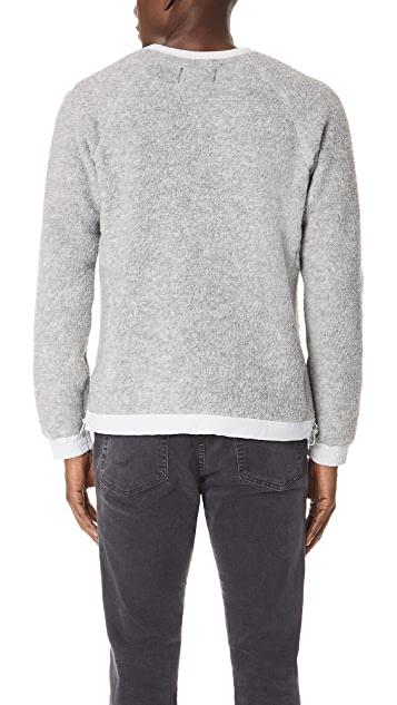 Reigning Champ Sherpa Crew Sweater