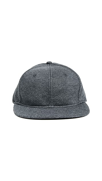 Reigning Champ Mid Weight Terry 6 Panel Cap