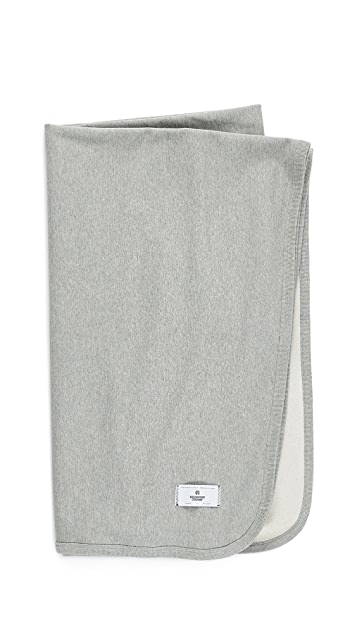 Reigning Champ Mid Weight Terry Stadium Blanket
