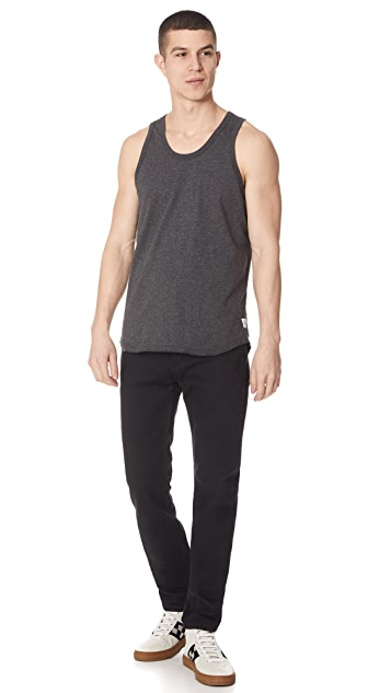 Reigning Champ Ring Spun Jersey Tank Top