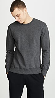Reigning Champ Midweight Terry Classic Crew Neck