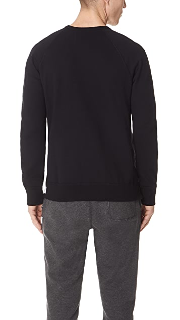 Reigning Champ Midweight Terry Sweatshirt with Crew Neck