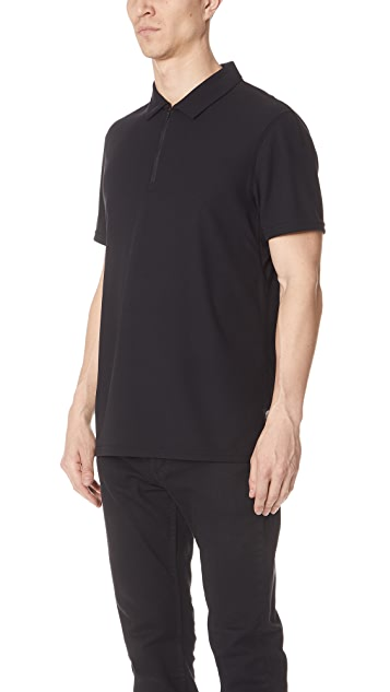 Reigning Champ Coolmax Pique Polo Shirt