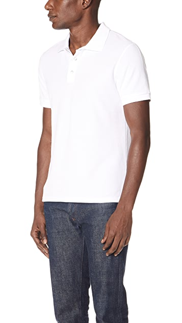 Reigning Champ Athletic Polo Shirt