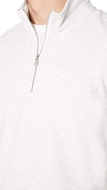 Reigning Champ Half Zip Pullover
