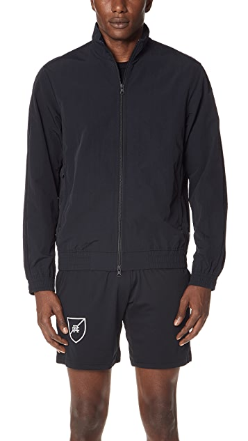 Reigning Champ Classic Nylon Warmup Jacket