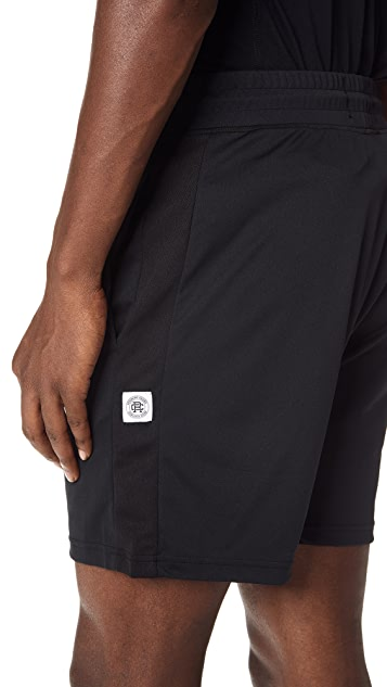 Reigning Champ Shield Logo Shorts