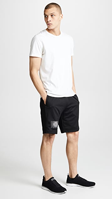 Reigning Champ Mesh Street Ball Shorts