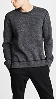 Reigning Champ Double Knit Mesh Sweater