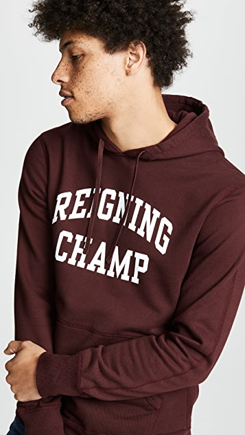 Reigning Champ Mid Weight Terry Hoodie