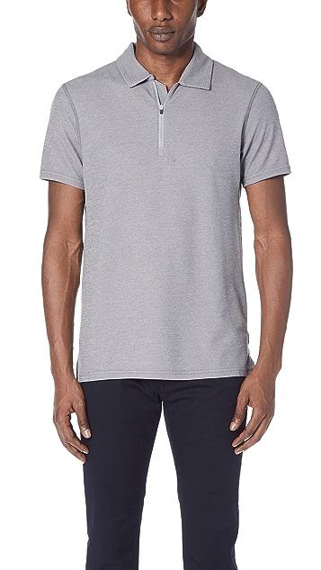 Reigning Champ Coolmax Pique Polo Shirt