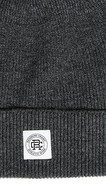 Reigning Champ Wool Beanie