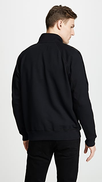Reigning Champ Camo Stripe Zip Track Jacket