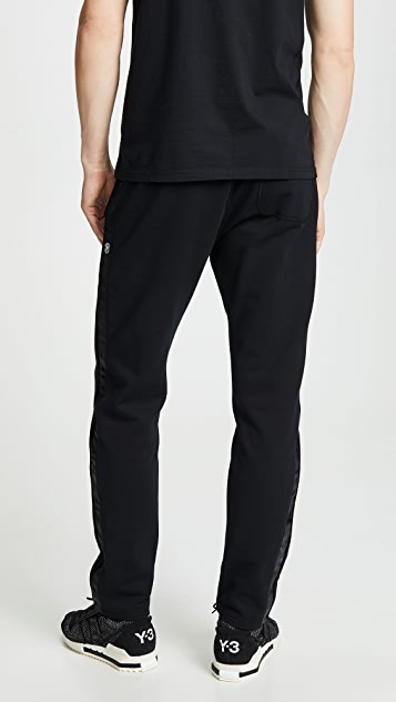 Reigning Champ Camo Stripe Track Pants