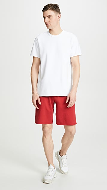Reigning Champ Mid Weight Terry Drawstring Sweat Shorts