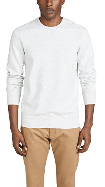 Reigning Champ Lightweight Terry Crew Neck Sweatshirt