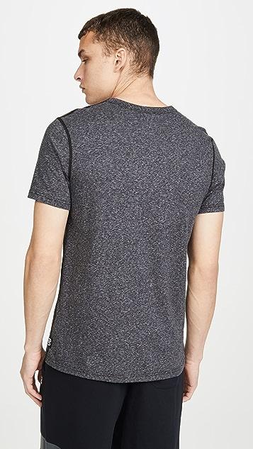 Reigning Champ Short Sleeve Pima Jersey T-Shirt