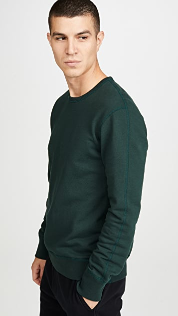 Reigning Champ Mid Weight Terry Classic Crew Neck