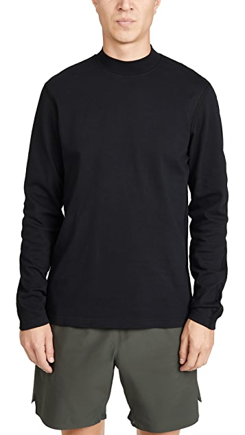 Reigning Champ Brushed Interlock High Neck Pullover