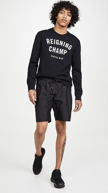 Reigning Champ Classic Nylon Shorts