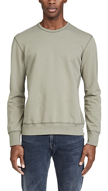 Reigning Champ Mid-weight Terry Crew Neck Sweatshirt