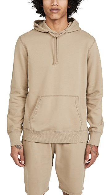 Reigning Champ Midweight Terry Pullover Hoodie