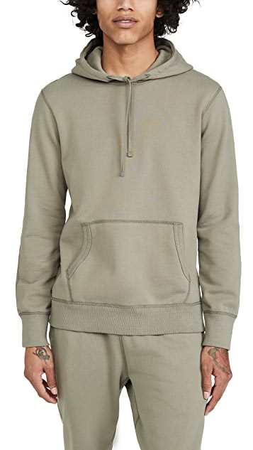 Reigning Champ Mid-weight Terry Pullover Hoodie