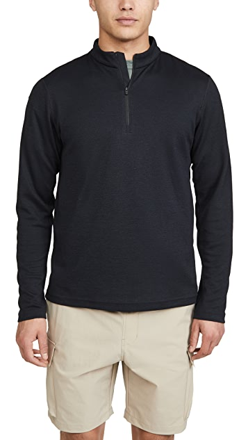 Reigning Champ Dry Pique Trail Shirt