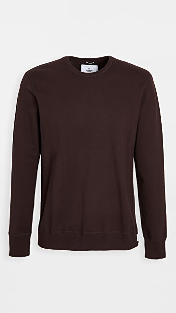 Reigning Champ Midweight Terry Crew Neck Sweatshirt