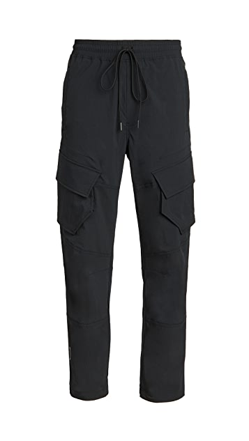 Reigning Champ 2-Way Stretch Nylon Cargo Pants