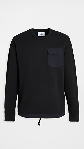 Reigning Champ Midweight Terry Relaxed Sweatshirt