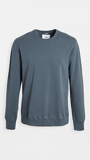Reigning Champ Long Sleeve Terry Sweatshirt