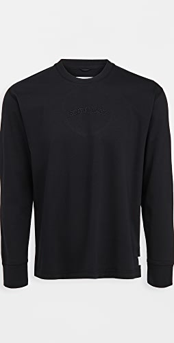 Reigning Champ - Embroidered Long Sleeve
