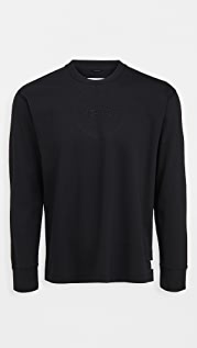 Reigning Champ Embroidered Long Sleeve