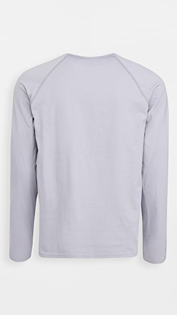 Reigning Champ Pima Jersey Long Sleeve