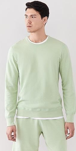 Reigning Champ - Crew Neck Sweatshirt