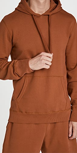 Reigning Champ - Pullover Midweight Terry Hoodie