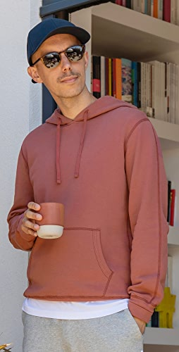 Reigning Champ - Lightweight Terry Pullover Hoodie