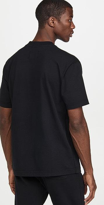 Reigning Champ Short Sleeve T-Shirt