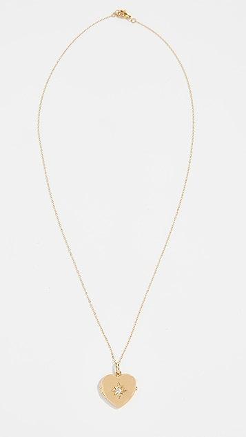 Reliquia Open Heart Necklace