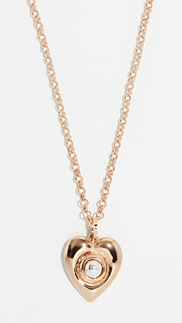 Reliquia Small Heart of Gold Necklace