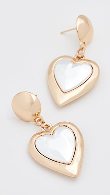 Reliquia Kind Heart Earrings