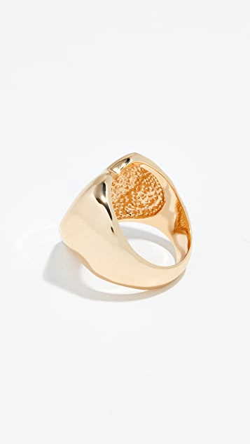 Reliquia Heart Of Gold Ring