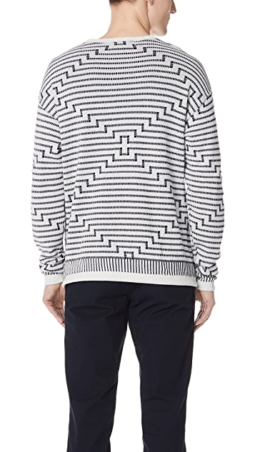 Remi Relief Native Crew Sweater