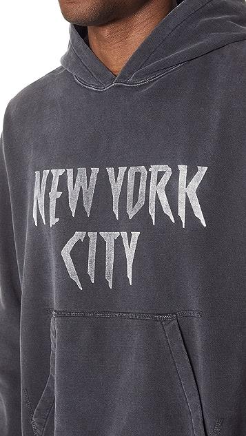 Remi Relief NYC Fleece Hoodie
