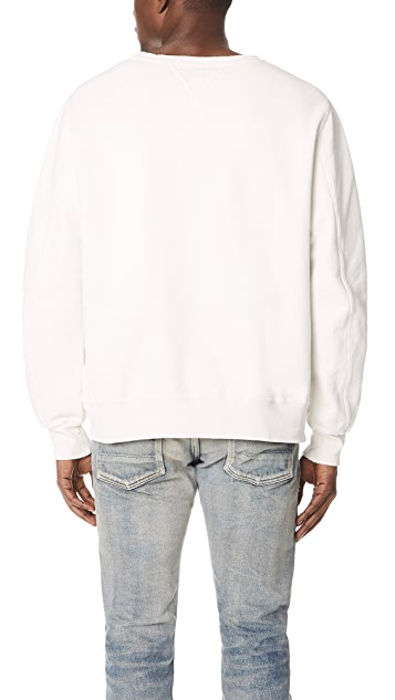 Remi Relief The Stars Fleece Crew Neck Shirt